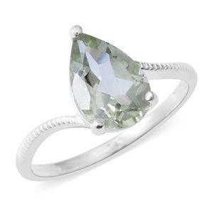 Jewelry - GENUINE GEMSTONE STERLING RING